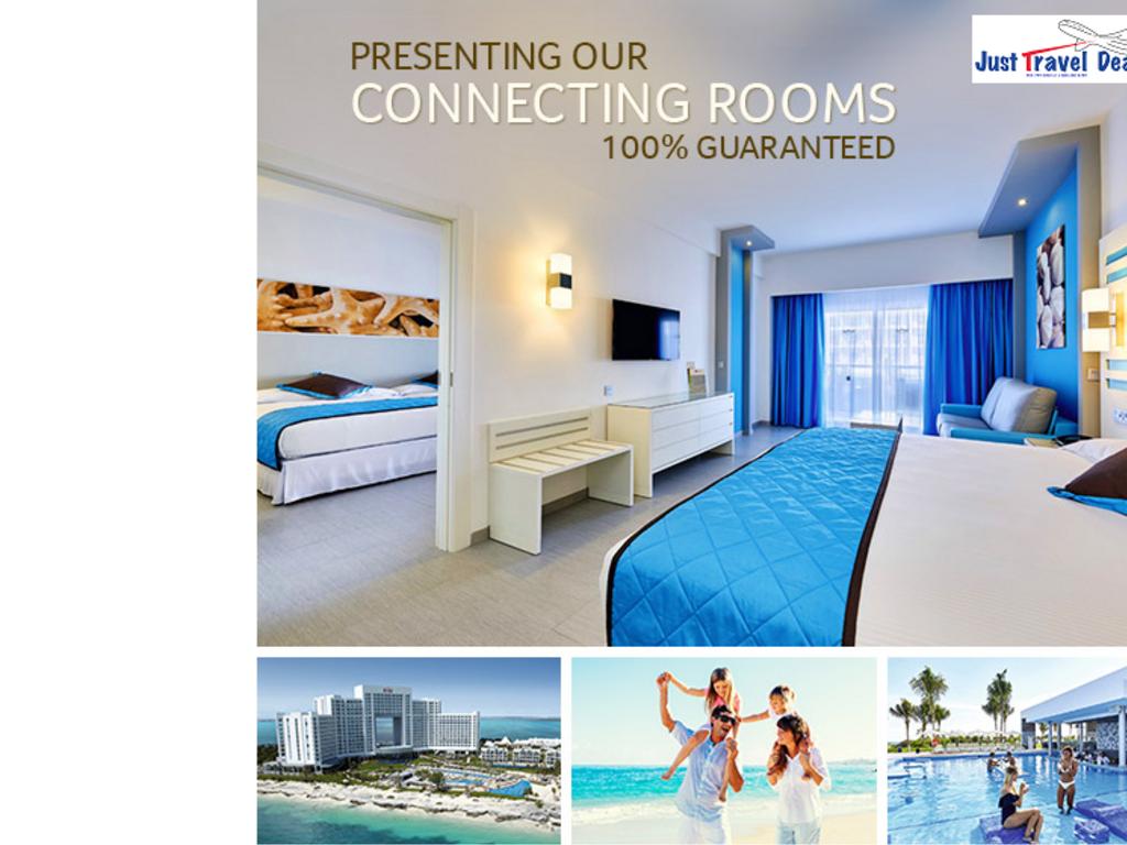 Connecting Rooms Davanzati Hotel: Presenting Riu Hotel & Resorts NEW Connecting Rooms 100