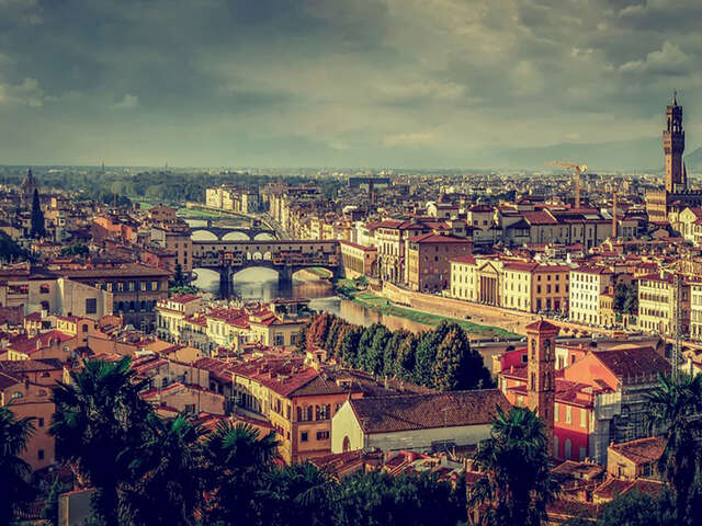 SAVE $75 per person on Rome, Florence & Venice with Monograms