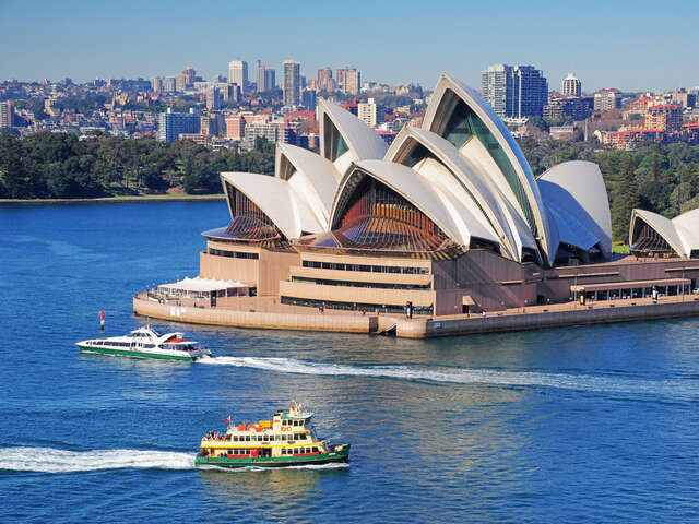 Collette Vacations - Big Savings Down Under!