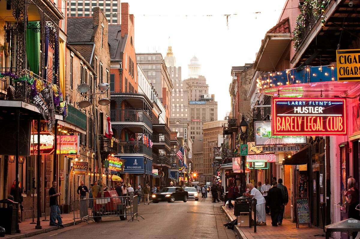 Easing into the Big Easy