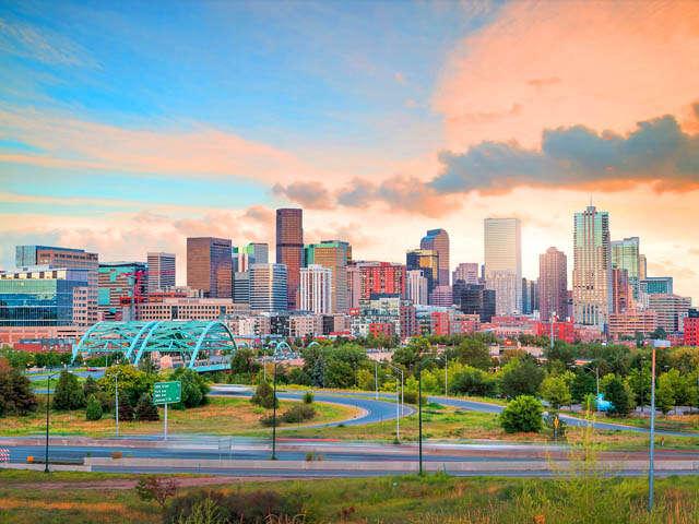 WestJet launches inaugural flight between Calgary and Denver