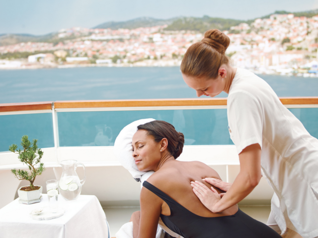 Mediterranean Seabourn Cruise with Wellness Icon Dr. Andrew Weil