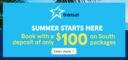 Summer South Promo Transat
