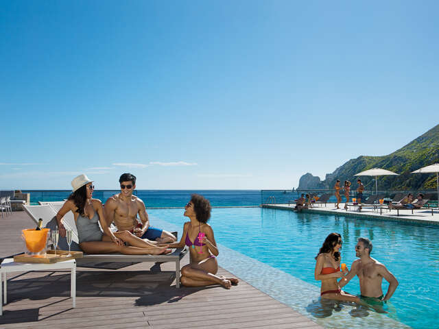Travel Impressions - Save 60% at Breathless Cabo San Lucas Resort & Spa!
