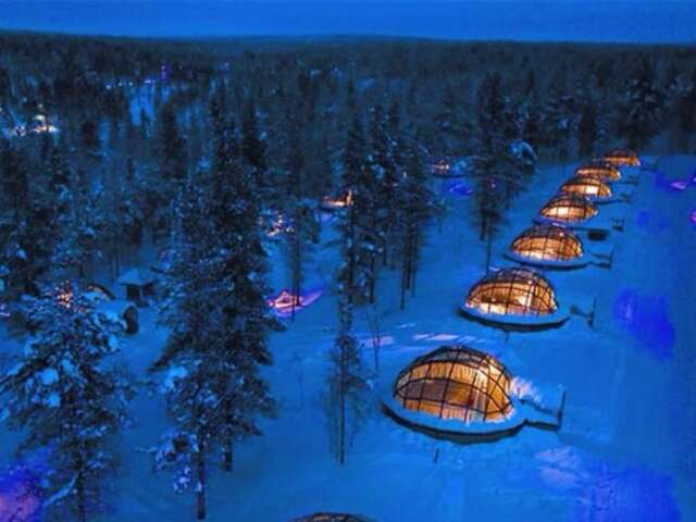 Last chance to spend this coming December at Arctic Glass Igloo and German Christmas Markets! Limited seats remaining.