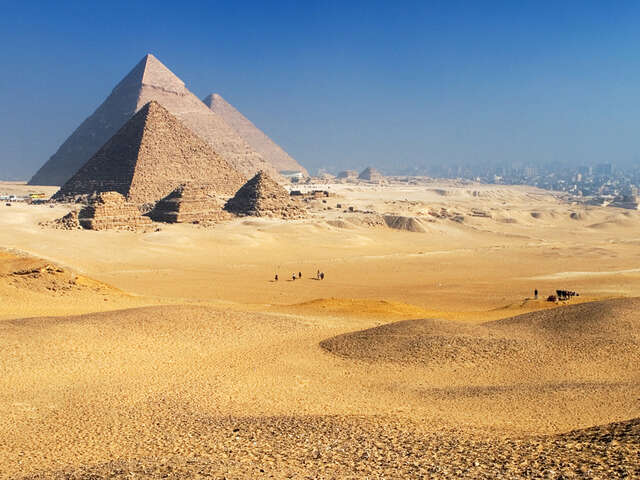 Pyramids, Pharaohs & Paradise from $1,600 from Central Holidays!