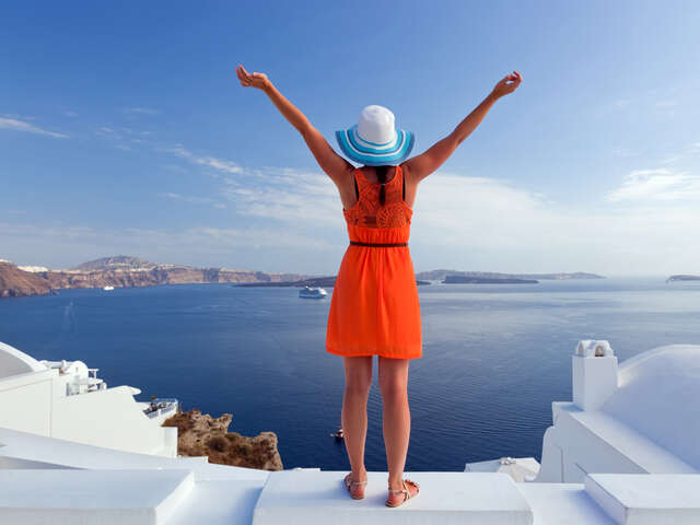 Highlights of Greece from $1,199 from Central Holidays!
