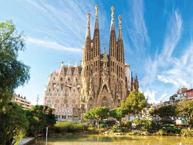 Barcelona, Madrid & Seville from $1,215 from Central Holidays!