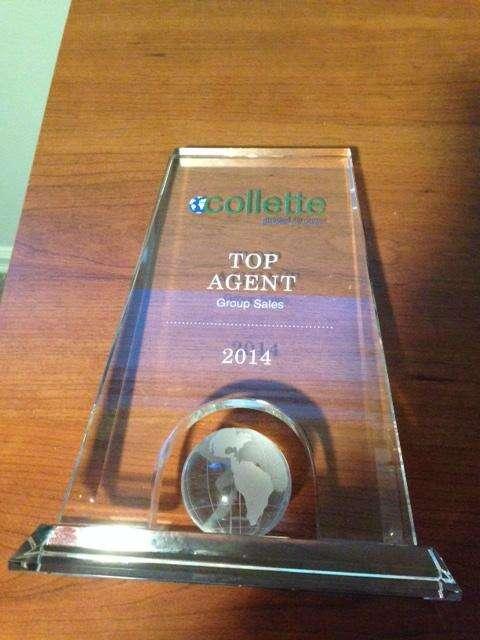 Top Agent Award