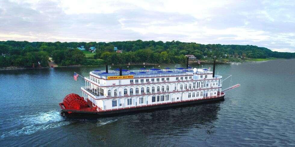 Mississippi Cruise December 29th 2019