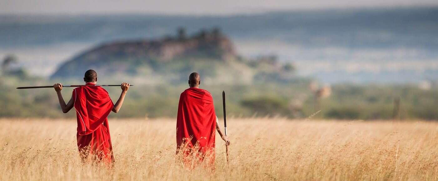 National Geographic Serengeti Under Canvas February 3-11 2019