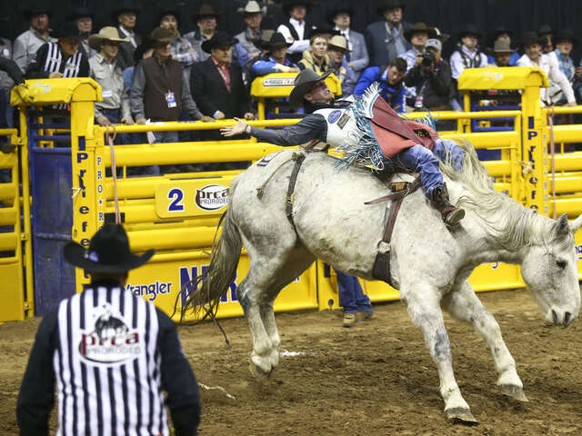 National Finals Rodeo 2018
