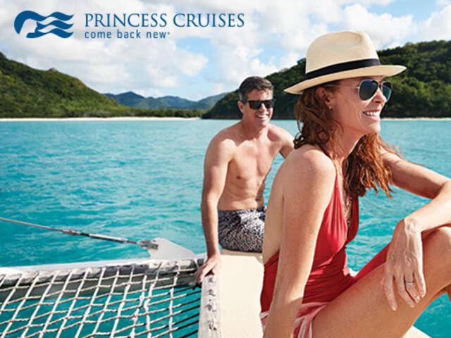 Great Savings with Princess Cruises