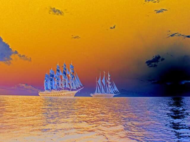 Star Clippers - Receive $400 onboard credit plus free gratuities!