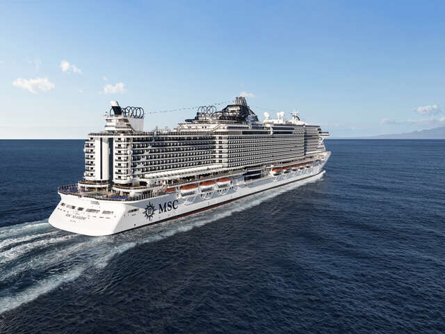 MSC Cruises - Drinks On Us!
