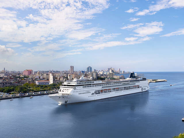 MSC Cruises - 2 for 1 rates on 2018/2019 Winter Cruises!