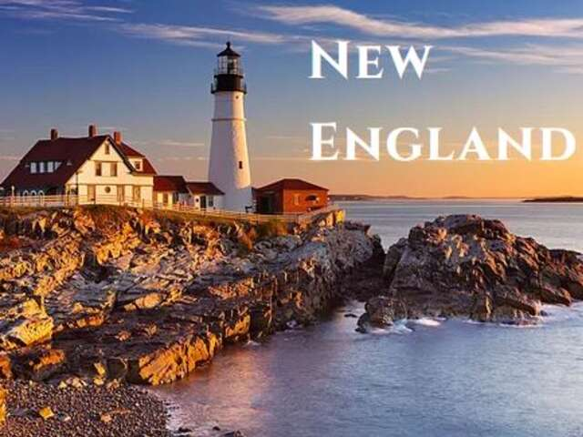 Why You Should Definitely Visit New England