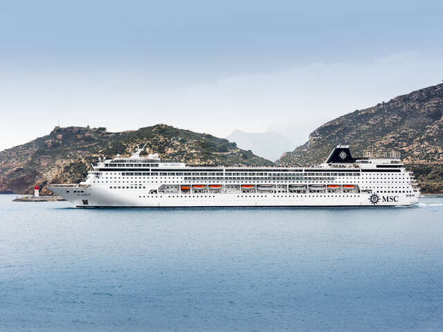 MSC Cruises - 2 for 1 rates on select sailings in Europe!