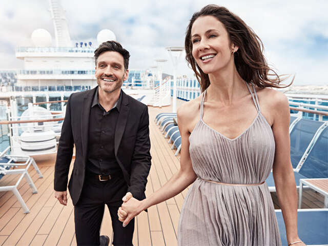 Princess Cruises' Time Away Sale