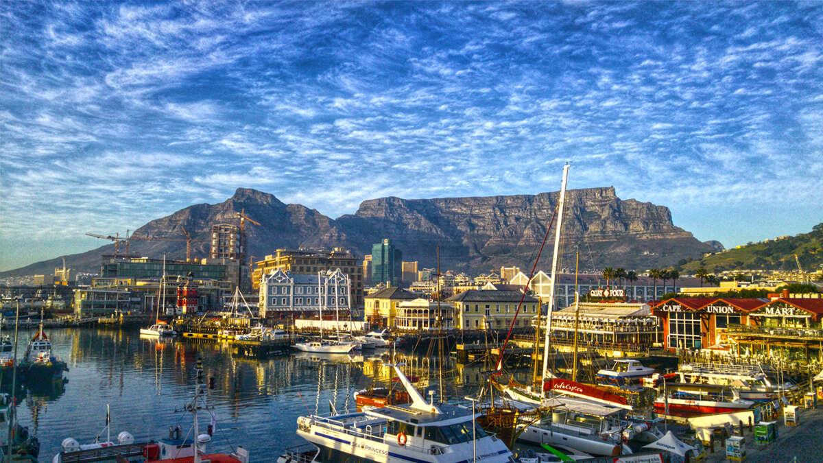 Cape Town (B)