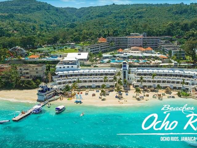 BEACHES OCHO RIOS...A Spa, Golf & Waterpark Resort