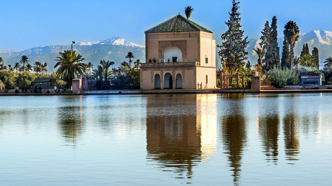 Marrakech (B/D)