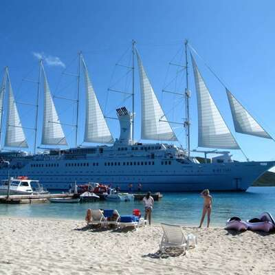 Windstar Cruises presents the Yachtsman's Caribbean