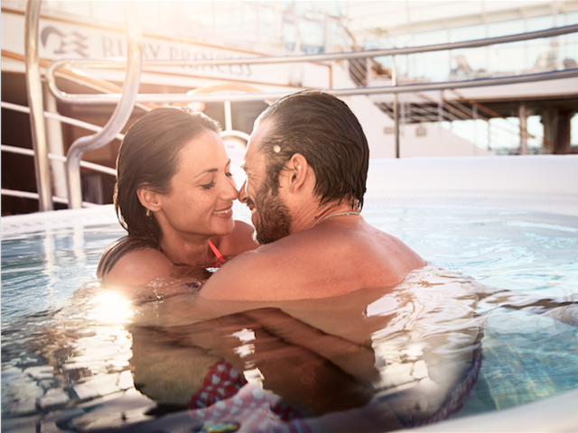 Princess Cruises' Time Away Sale: Up to 35% off Fall/Winter Cruises!