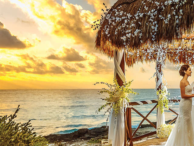 SAVE 15% on ALL WEDDING PACKAGES with Occidental at Xcaret Destination