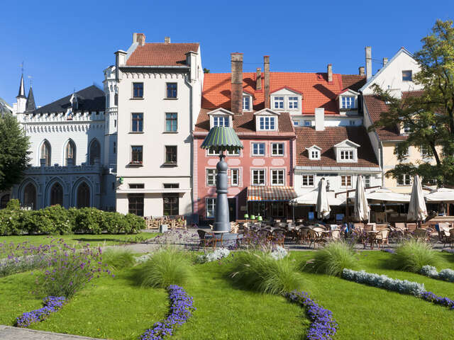 Experience the Baltic Region with SITA World Tours