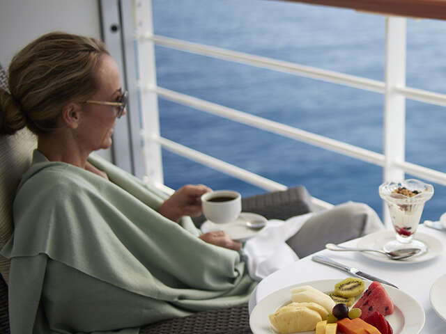 10% Canadian Resident Discount with Oceania Cruises