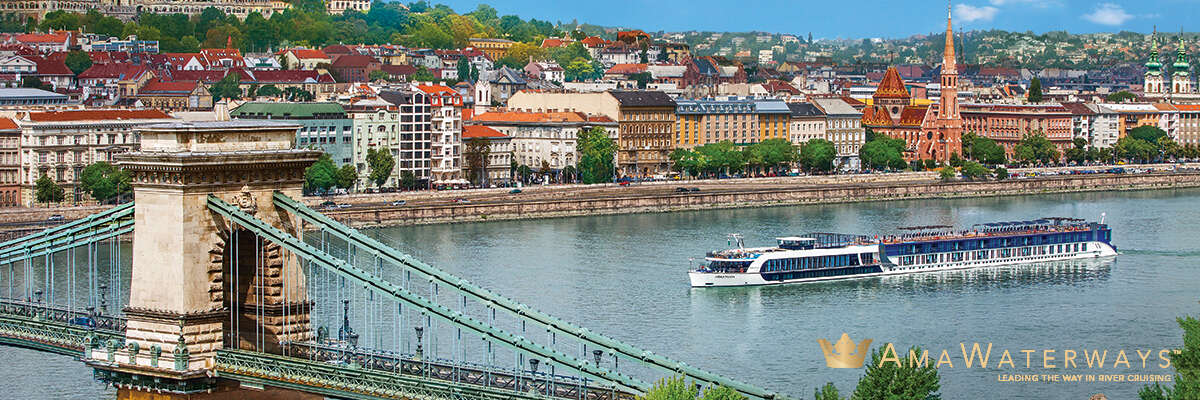Save up to $2,400 on Select 2019 Sailings with AmaWaterways