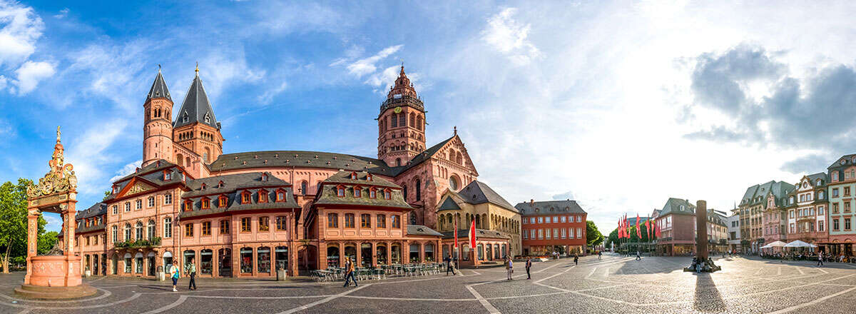 On the Trail of Martin Luther