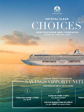 Crystal Clear Choices - Book By June 30, 2018