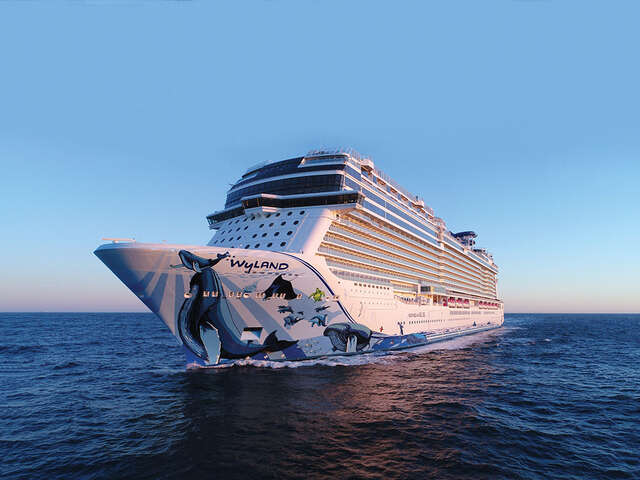 Discover Norwegian's Newest Ships