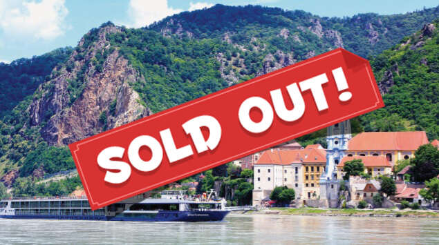 The Blue Danube Discovery With Canadian Entertainer Jann Arden  2019! - SOLD OUT