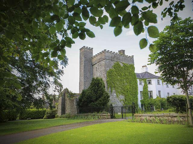 Suite Life: Barberstown Castle, Ireland