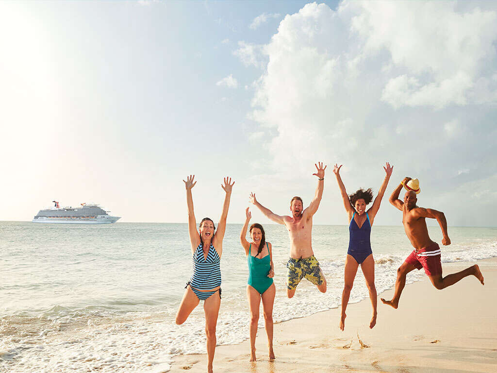 Carnival - Early saver rates and up to $50 onboard credit per room!