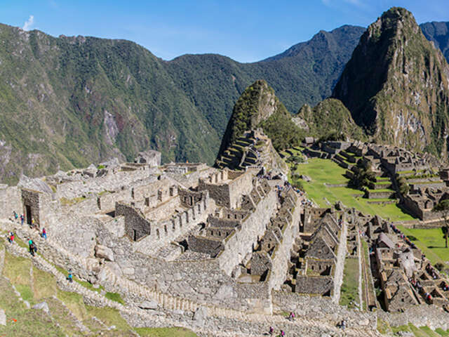 Save 15% or tours to Peru with G Adventures