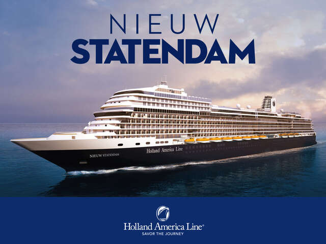 Holland America Line - Up to $50 onboard spending money per stateroom!