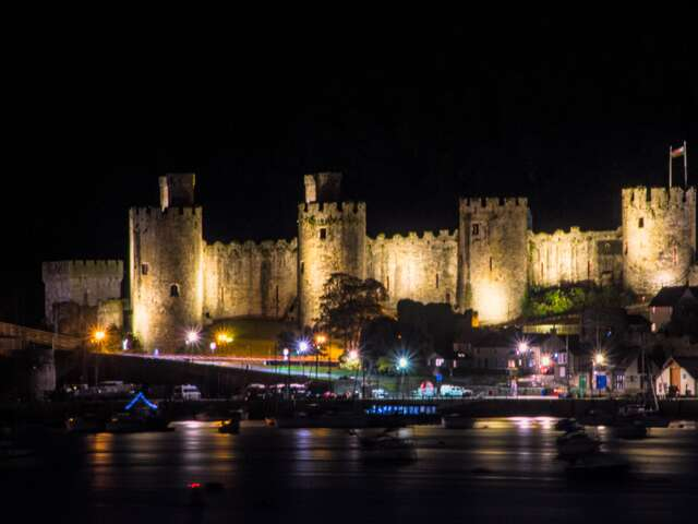 Compelling Conwy Wales