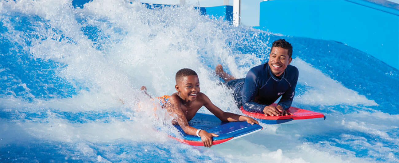 50% OFF Second Guest and Kids Sail Free Royal Caribbean