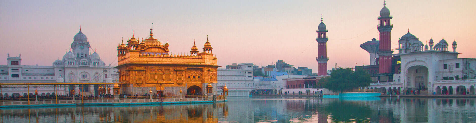 Experience India in Two Incredible Ways