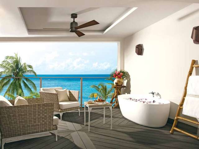 WestJet Vacations - Receive added values at Zoëtry Montego Bay Jamaica!