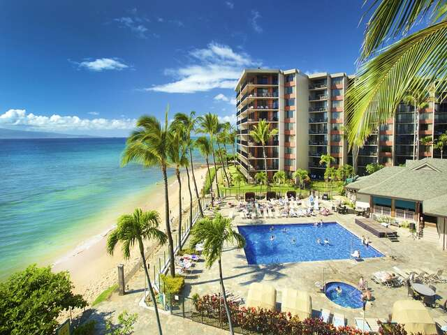 Pleasant Holidays - Reduced rates on Maui at Aston Kaanapali Shores!