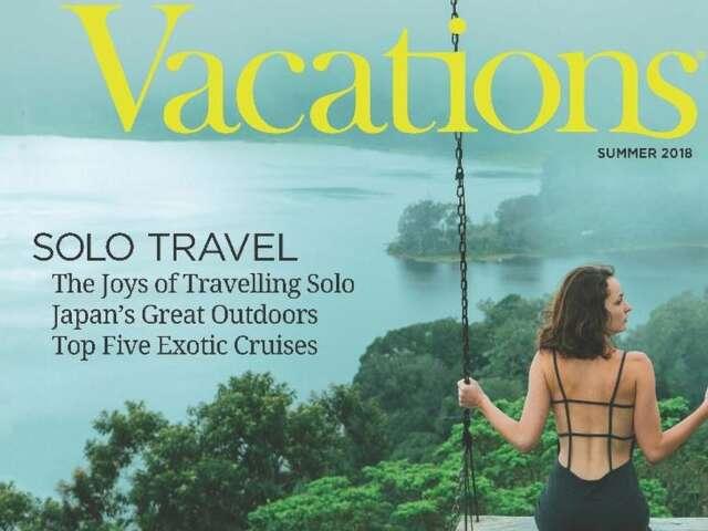 Vacation Magazine Summer 2018