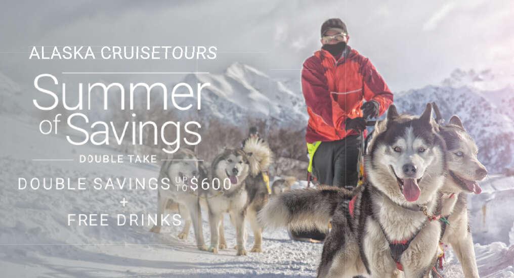 Alaska Summer of Savings