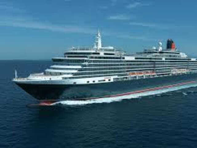 Cunard Line  - Receive up to $300 shipboard credit!