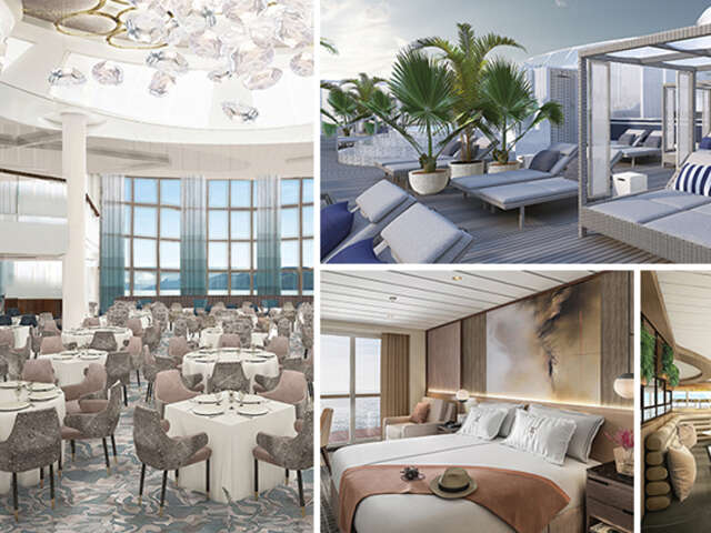 Celebrity Cruises Unveils 'THE CELEBRITY REVOLUTION', A $500M+ Reimagining Of Its Entire Fleet