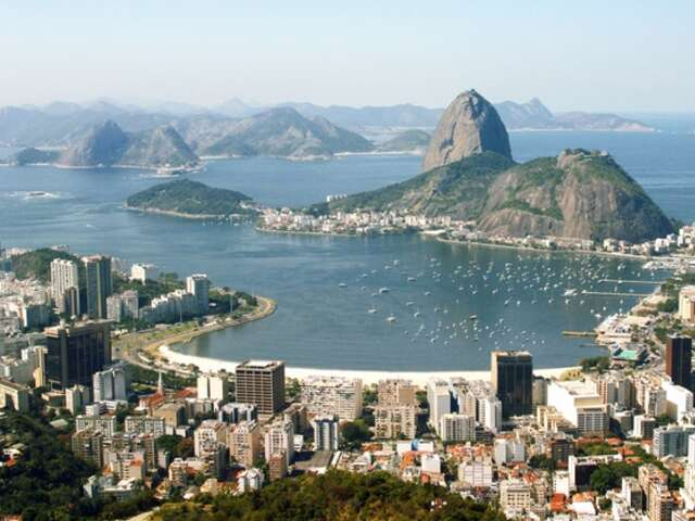 SITA  - Receive $150 off per person on SITA's 7 day Affordable Brazil tour!